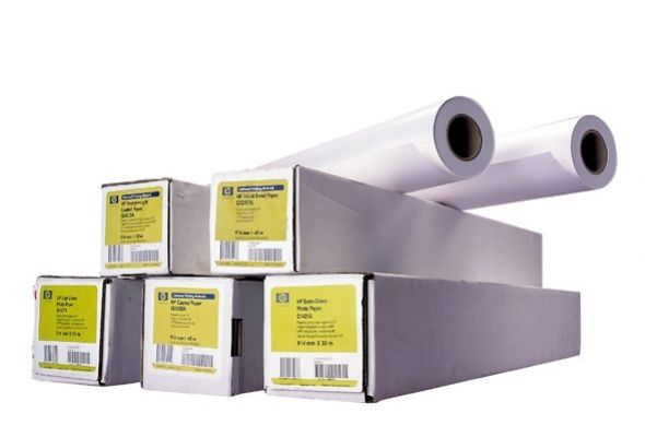 C6567B - HP Coated Paper-1067 mm x 45.7 m (42 in x 150 ft)